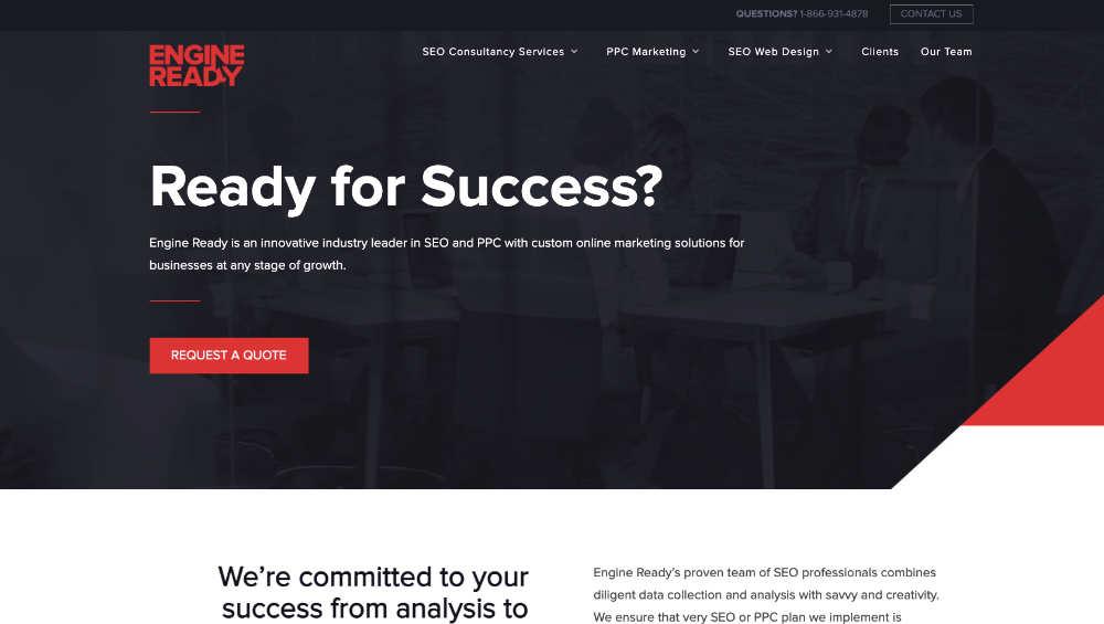 pwt website design