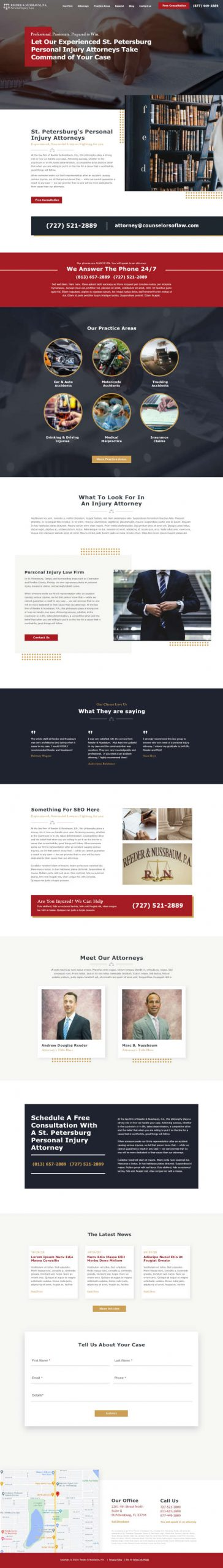 fields and table department page design
